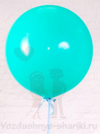 Большой воздушный шар тиффани