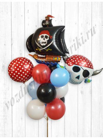 Букет Пираты