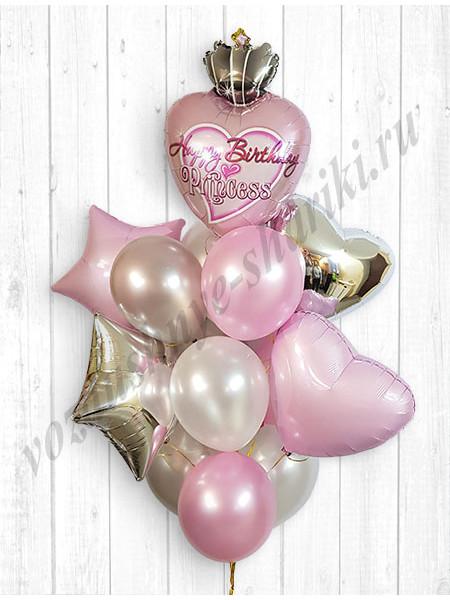 Букет С Днем Рождения Принцесса