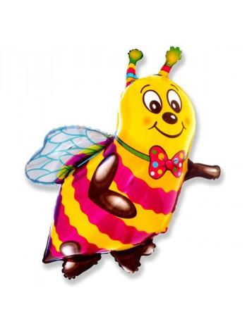 Фольгированная фигура Пчелка