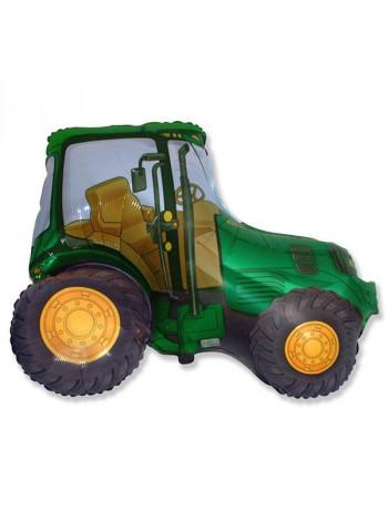 Фольгированная фигура Трактор