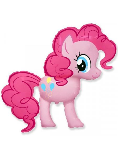 Фольгированная фигура Пони Пинки