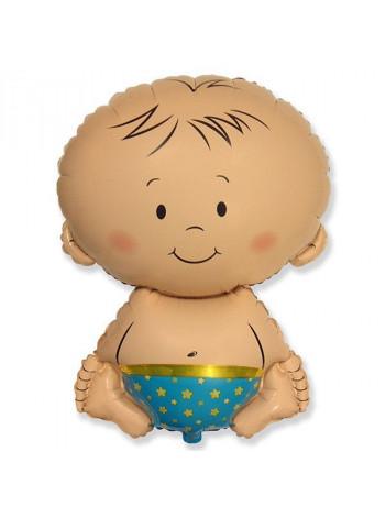 Фольгированная фигура Малыш