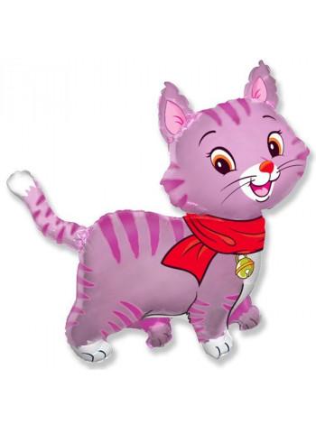 Фольгированная фигура Кошечка