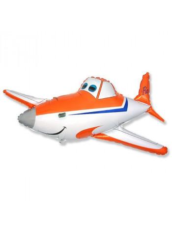 Фольгированная фигура Самолет