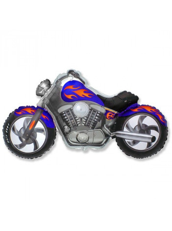 Фольгированная фигура Мотоцикл