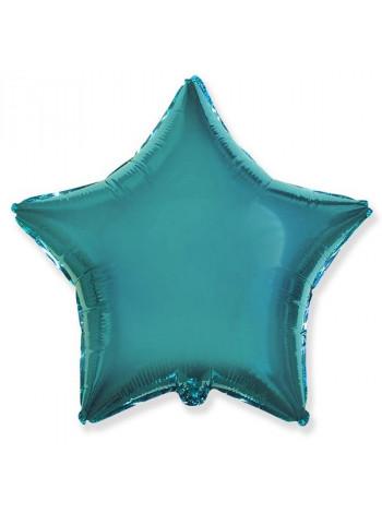 Фольгированная звезда тиффани
