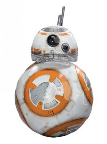 Фольгированная фигура Дроид BB-8