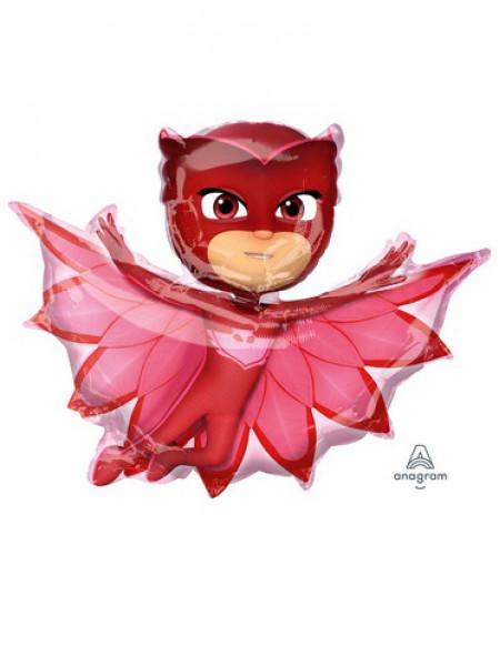 Фольгированная фигура Герои в масках Алетт