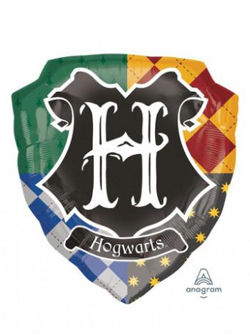 Фольгированная фигура Гарри Поттер герб Хогвартса