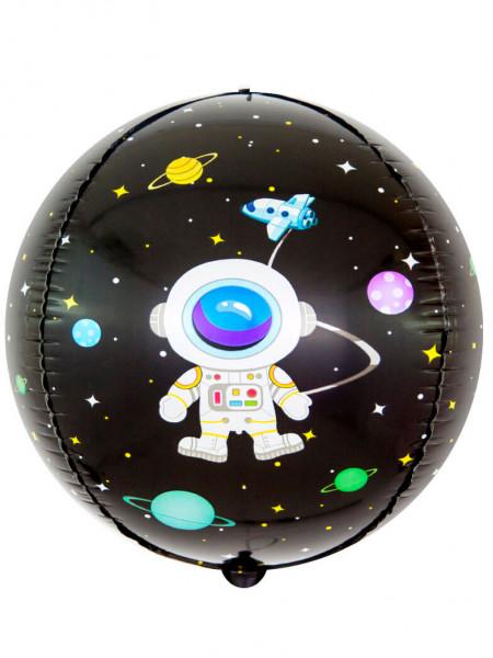 Сфера 3D, Космические приключения