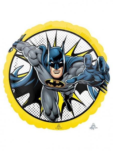 Фольгированный круг Бэтмен в полете