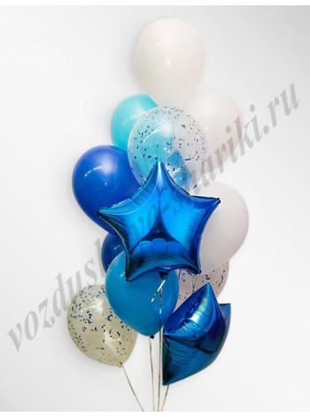 Воздушные шары - композиция №7