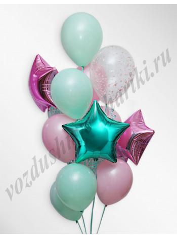 Воздушные шары - композиция №3