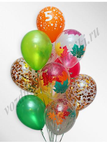 Воздушные шары - композиция №5