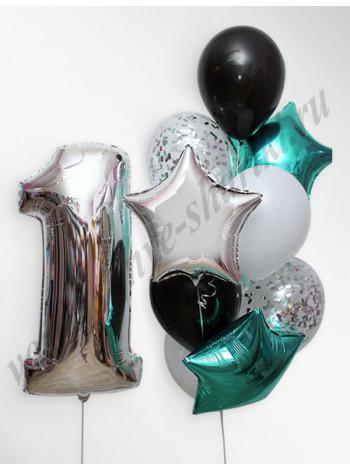 Воздушные шары - композиция №9