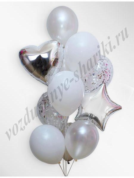 Воздушные шары - композиция №8