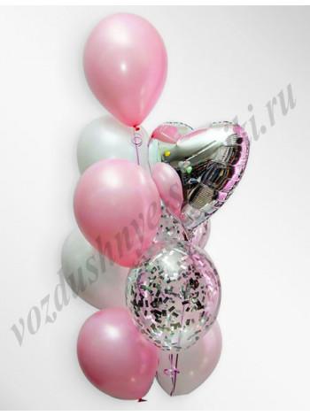 Воздушные шары - композиция №13