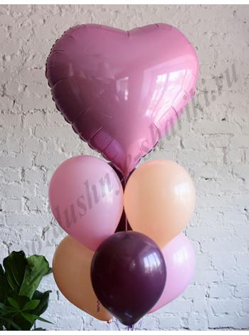 Воздушные шары - композиция №32