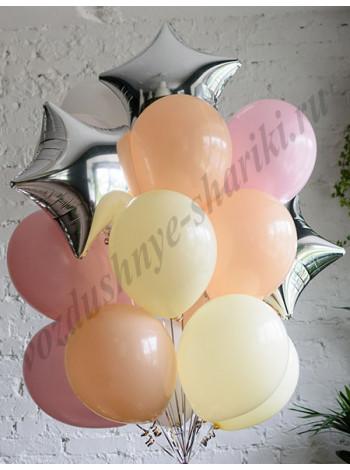 Воздушные шары - композиция №33