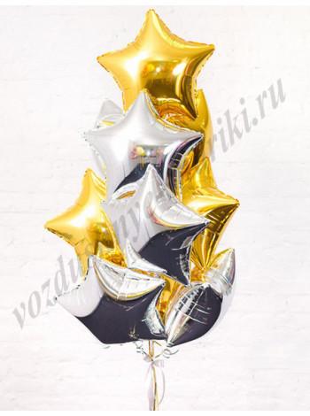 Воздушные шары - композиция №35