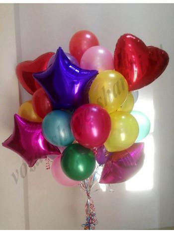 Воздушные шары - композиция №36