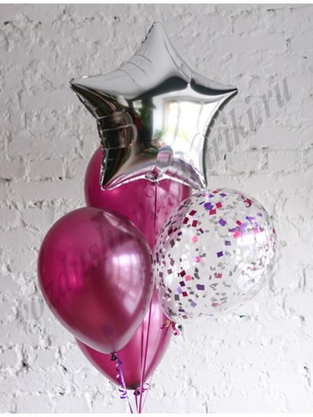 Воздушные шары - композиция №38