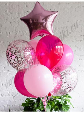 Воздушные шары - композиция №39