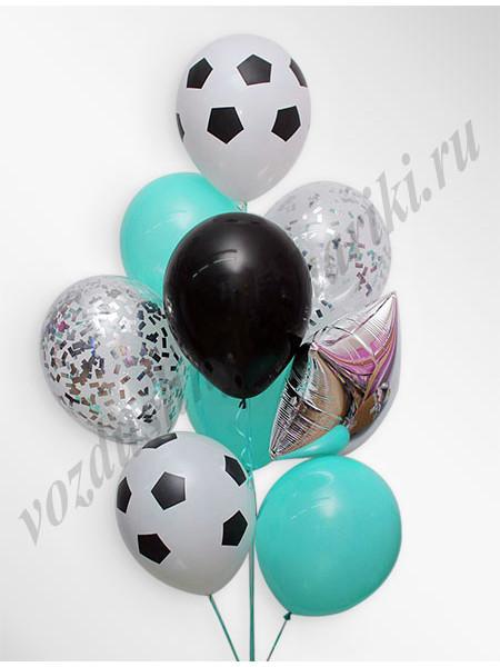 Воздушные шары - композиция №14
