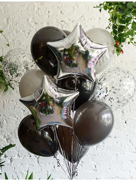 Воздушные шары - композиция №40