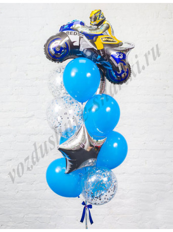 Воздушные шары - композиция №41