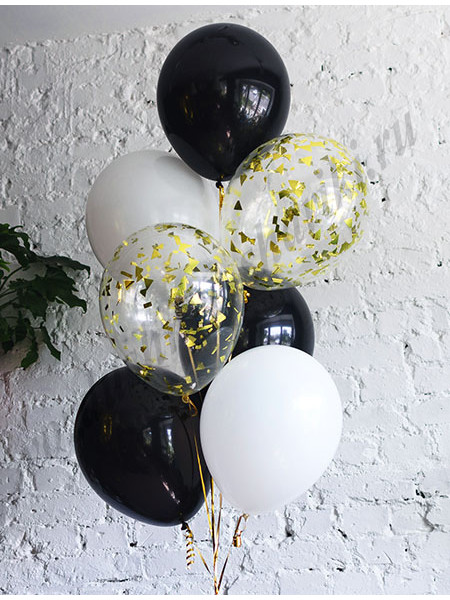 Воздушные шары - композиция №42
