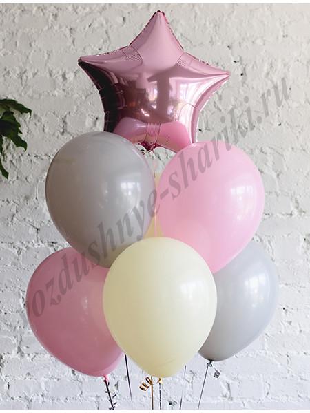 Воздушные шары - композиция №43