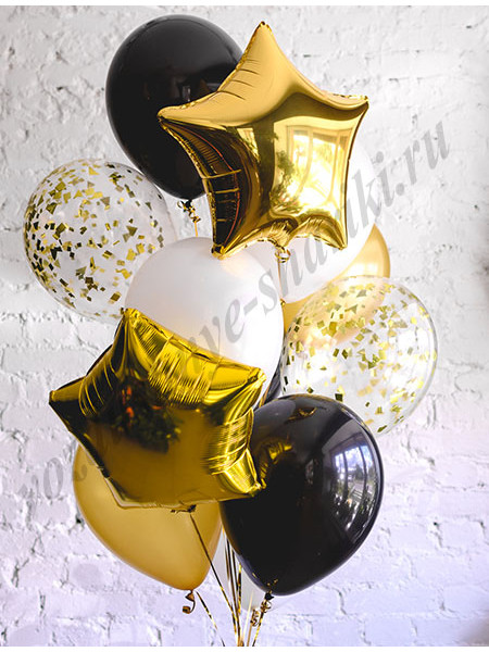Воздушные шары - композиция №44