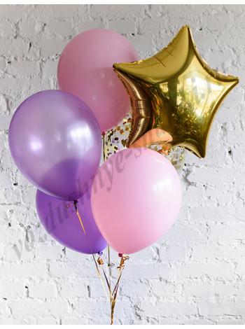 Воздушные шары - композиция №45