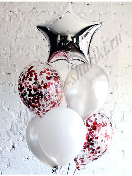 Воздушные шары - композиция №46