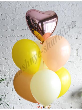 Воздушные шары - композиция №47