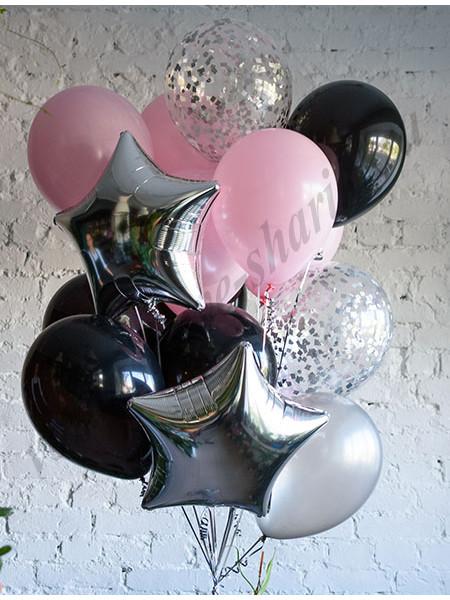 Воздушные шары - композиция №49