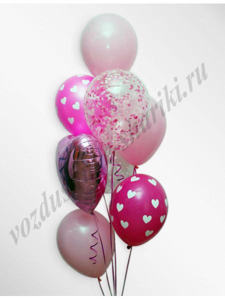 Воздушные шары - композиция №2