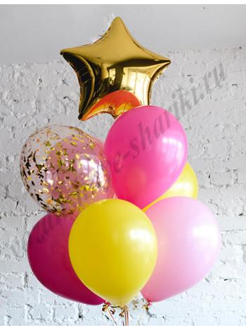 Воздушные шары - композиция №50
