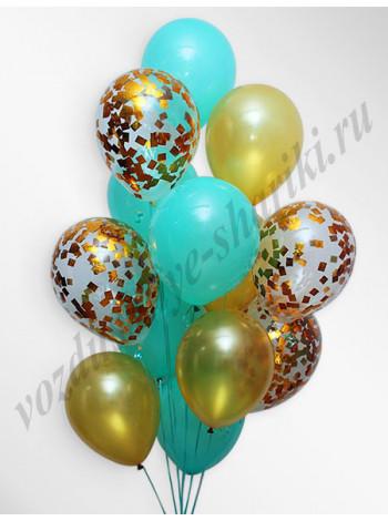 Воздушные шары - композиция №15