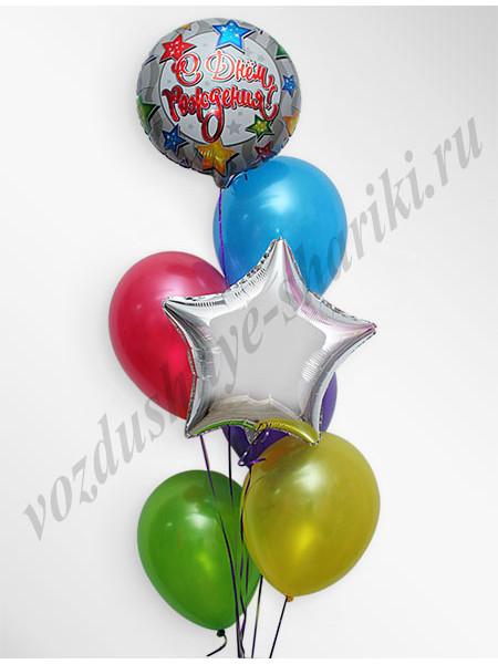 Воздушные шары - композиция №24