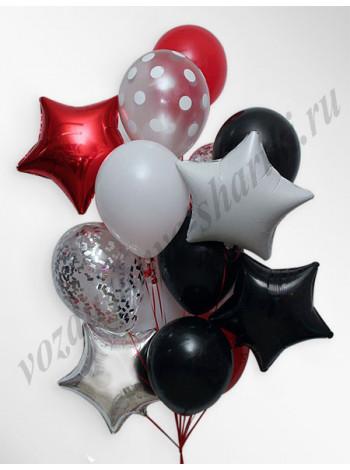 Воздушные шары - композиция №16