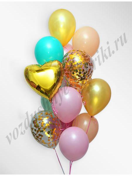 Воздушные шары - композиция №18