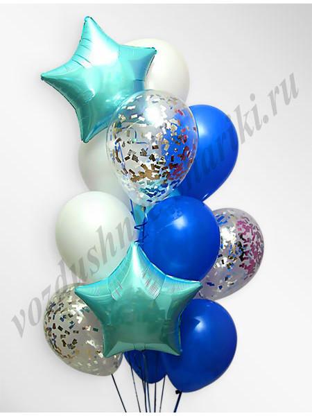 Воздушные шары - композиция №12