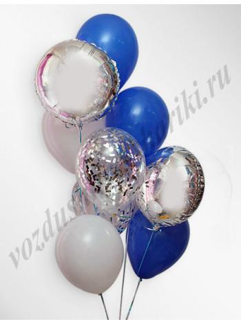Воздушные шары - композиция №17