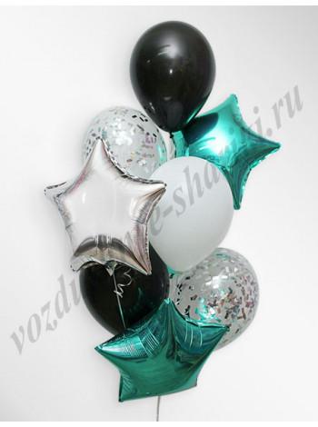 Воздушные шары - композиция №25