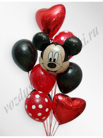 Воздушные шары - композиция №26
