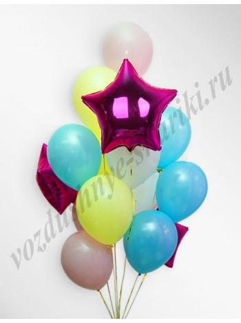 Воздушные шары - композиция №27