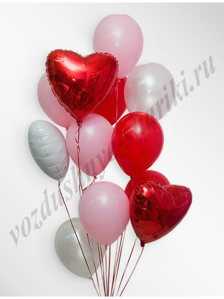 Воздушные шары - композиция №28